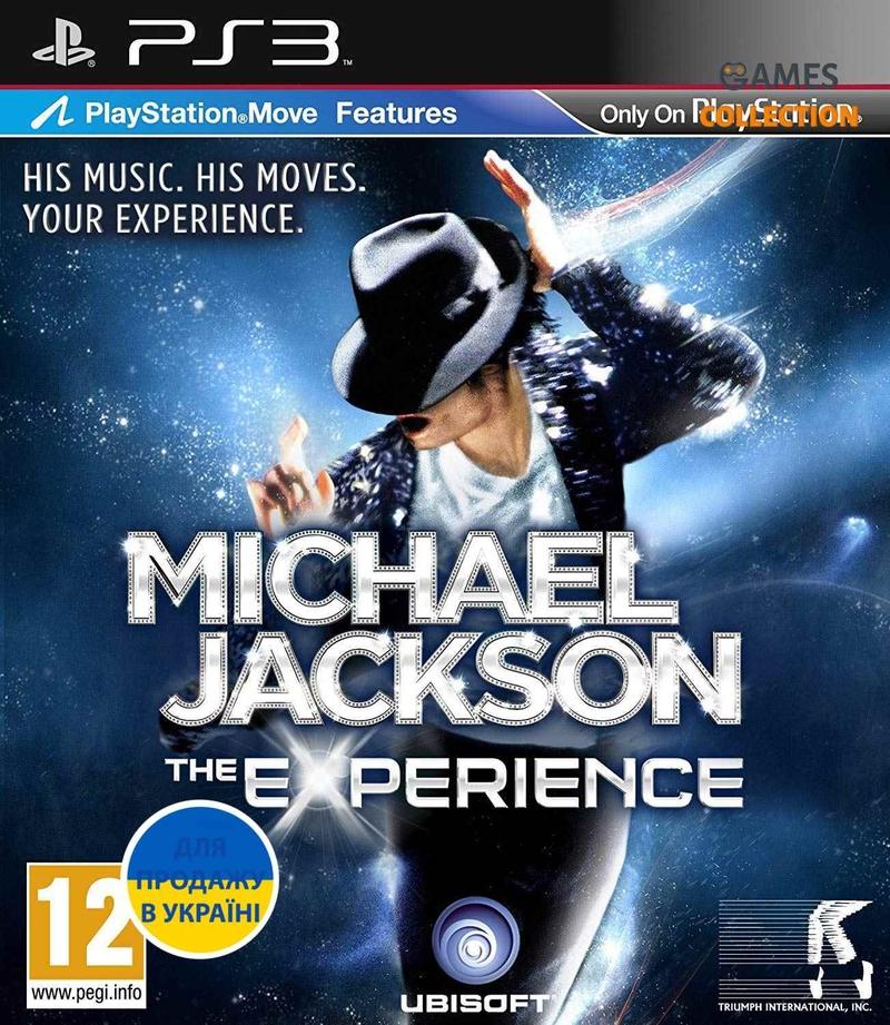 Michael Jackson: The Experience (PS3)-thumb