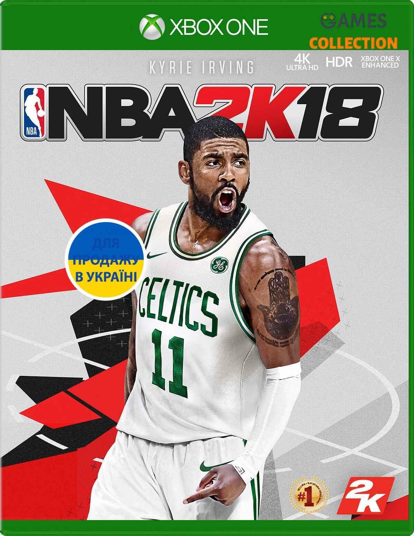 NBA 2K18 (Xbox One)-thumb