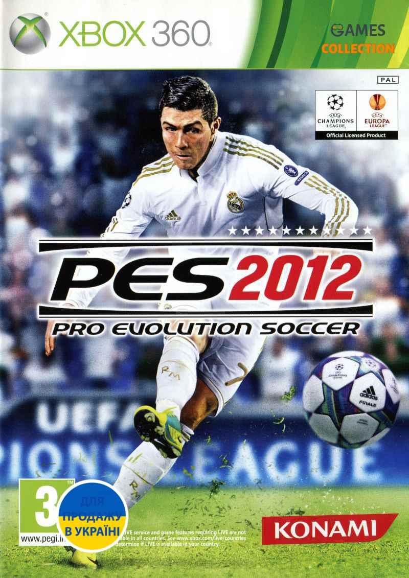 Pro Evolution Soccer 2012 (XBOX360)-thumb