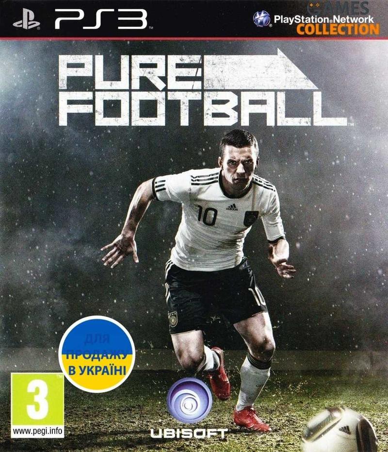 Pure Football (PS3)-thumb