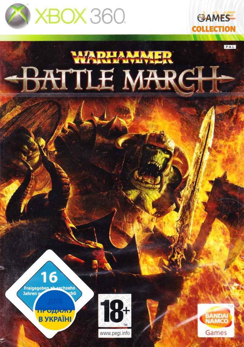 Warhammer: Battle March(XBOX360)-thumb