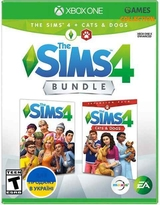 The Sims 4 + The Sims 4: Cats & Dogs Bundle (XBox One)-thumb