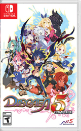 Disgaea 5 Complete (Switch)-thumb