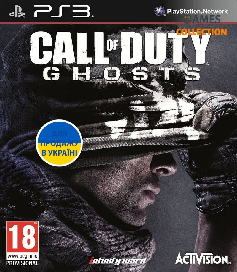Call of Duty: Ghosts RUS (PS3)-thumb