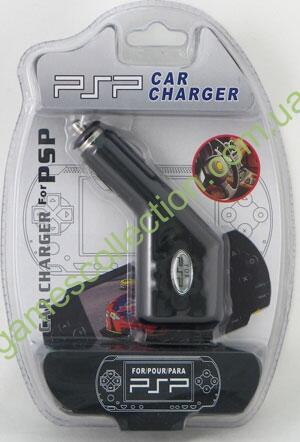 Автомобильное зарядное устройство для PSP-thumb