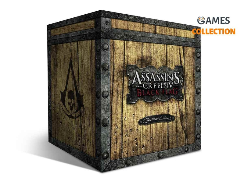 Assassin`s Creed IV: Black Flag Buccaneer Edition (PS3) (Русская версия)-thumb