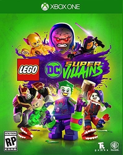 LEGO DC Super-Villains (Xbox One)-thumb