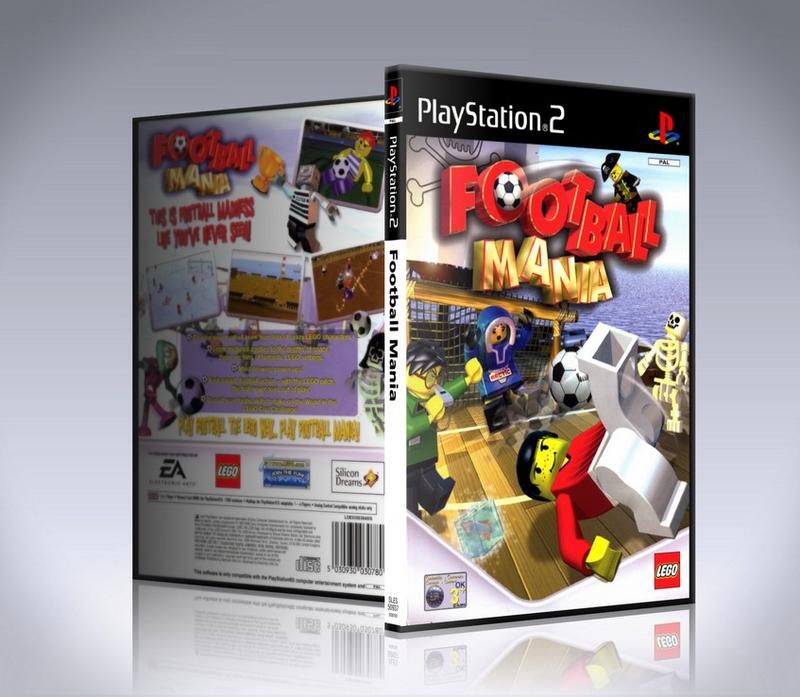 Lego Football Mania (ps2)-thumb