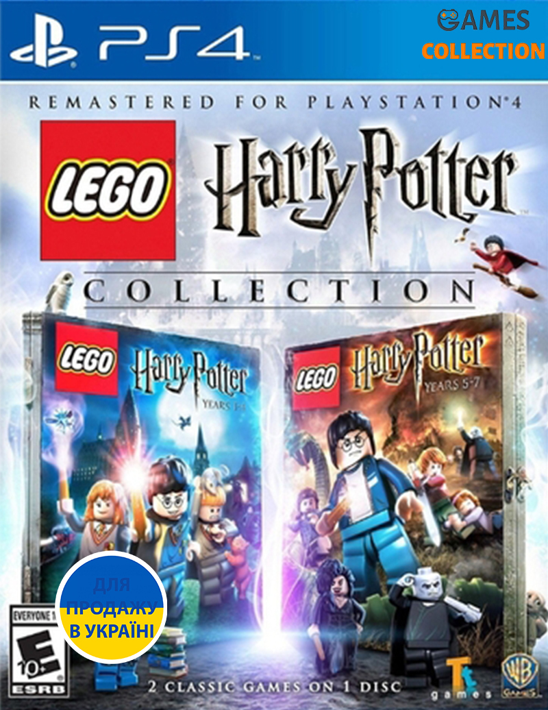 LEGO Harry Potter Collection (PS4)-thumb