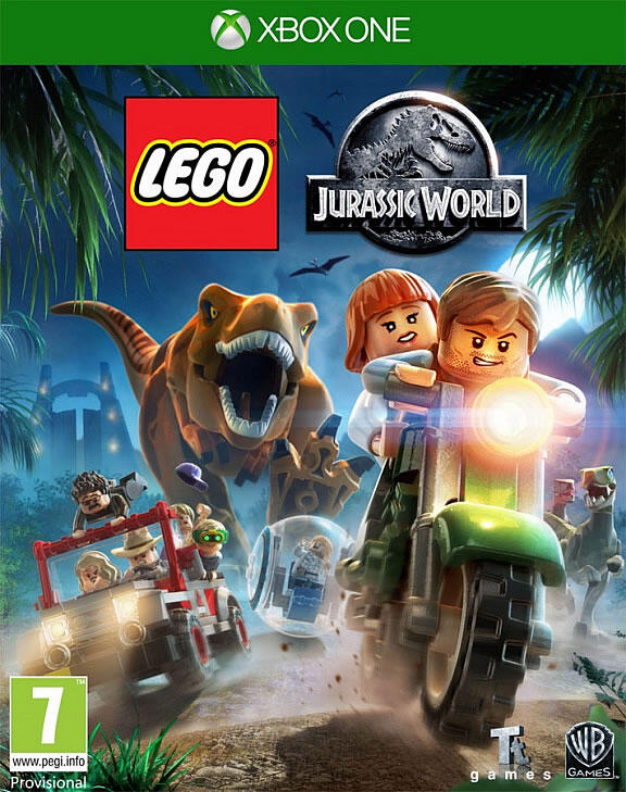 LEGO Мир Юрского Периода [Xbox One, русские субтитры]-thumb