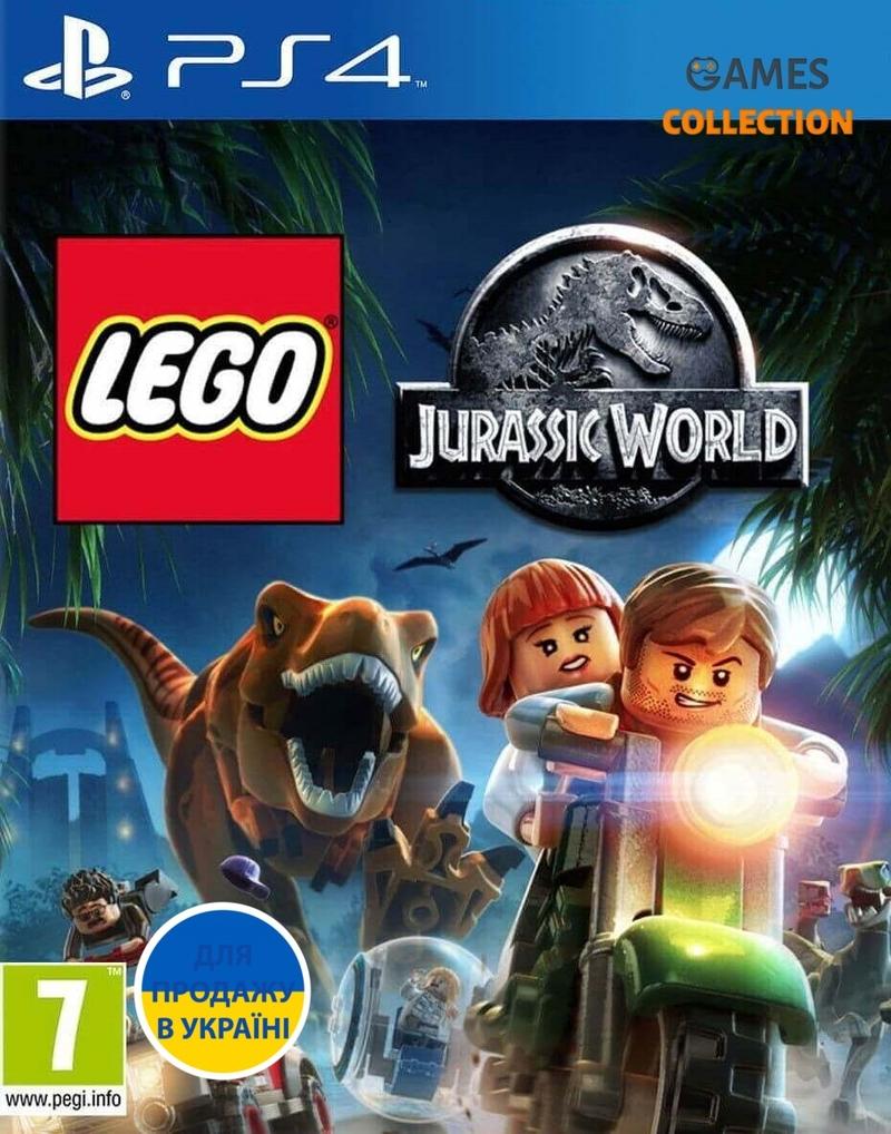 Lego: Jurassic World (PS4)-thumb