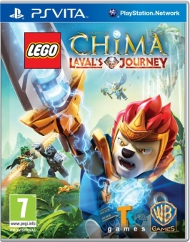 LEGO Legends of Chima: Laval`s Journey-thumb