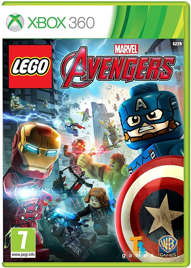 LEGO Marvel's Avengers (XBOX 360)-thumb