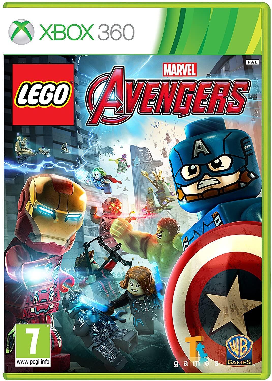 LEGO Marvel's Avengers (2016) (XBOX 360)-thumb