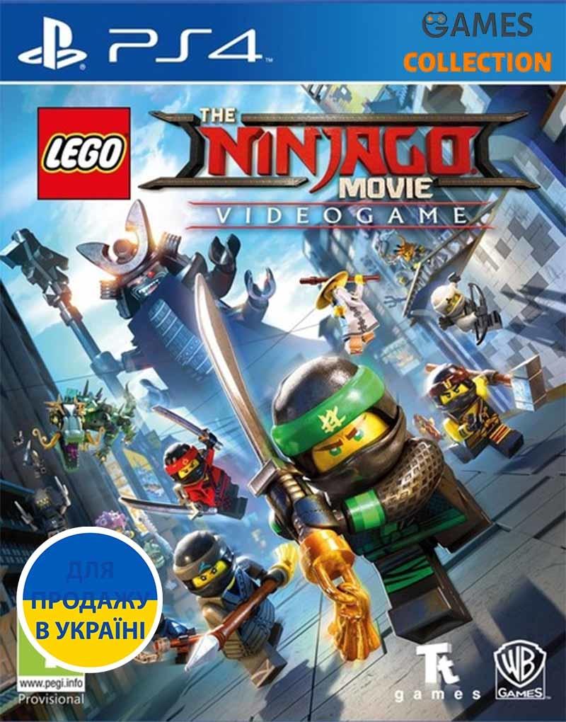 LEGO: Ниндзяго Фильм (PS4)-thumb