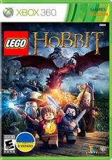 LEGO: The Hobbit (XBOX360) Б/У-thumb