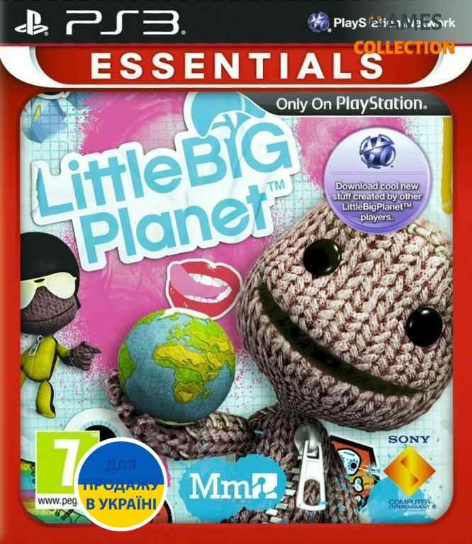 Little Big Planet (ESN) (PS3)-thumb