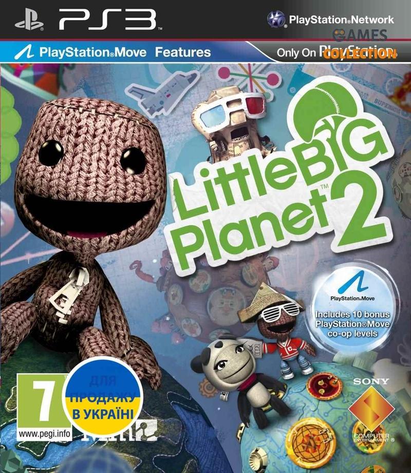 LittleBigPlanet 2 (PS3)-thumb