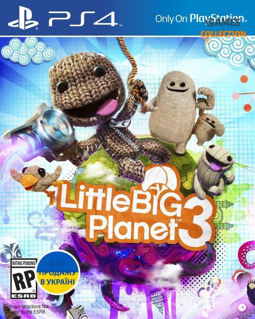 Little Big Planet 3 (PS4)-thumb