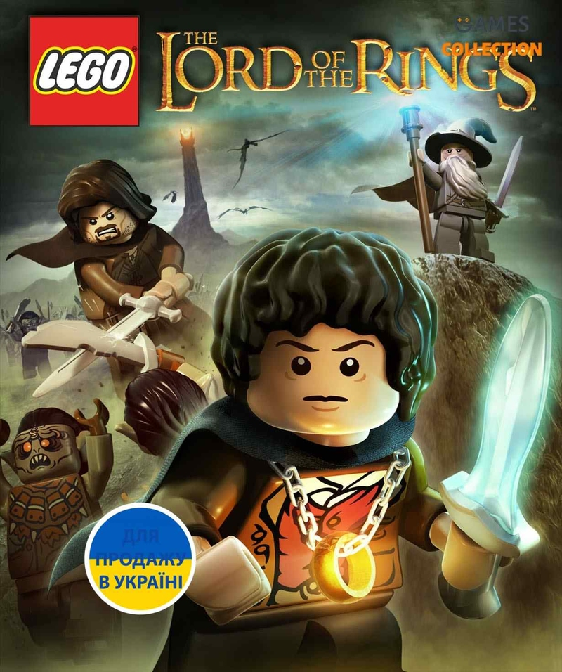 LEGO The Lord of the Rings (PC) КЛЮЧ-thumb
