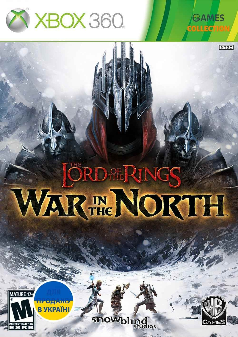 The Lord of the Rings: War in the North (XBOX360)-thumb