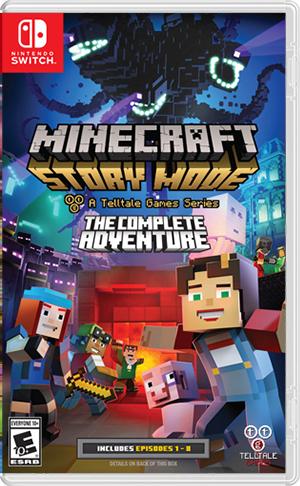 Minecraft: Story Mode (Switch)-thumb