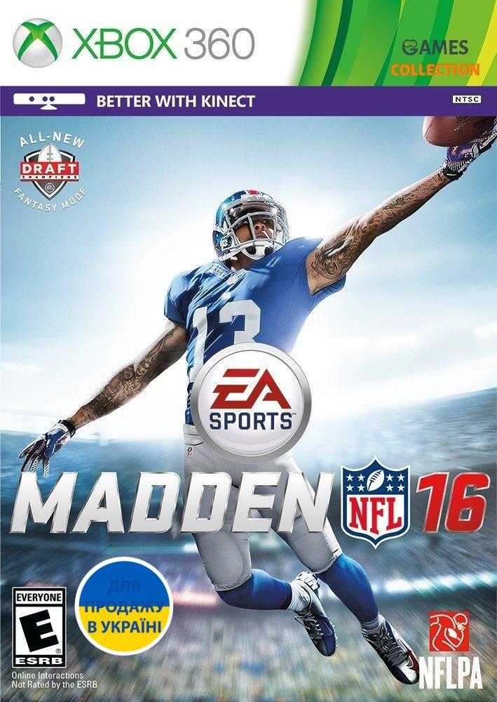 Madden NFL 16(XBOX 360)-thumb