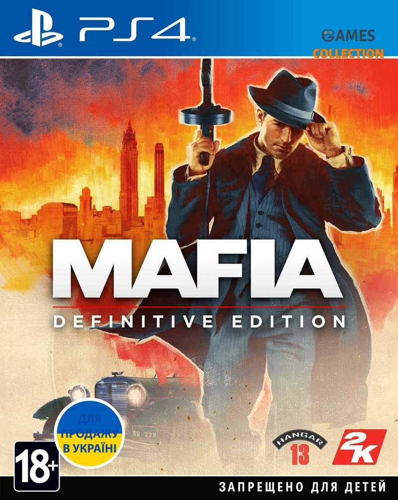 Mafia: Definitive Edition (PS4)-thumb