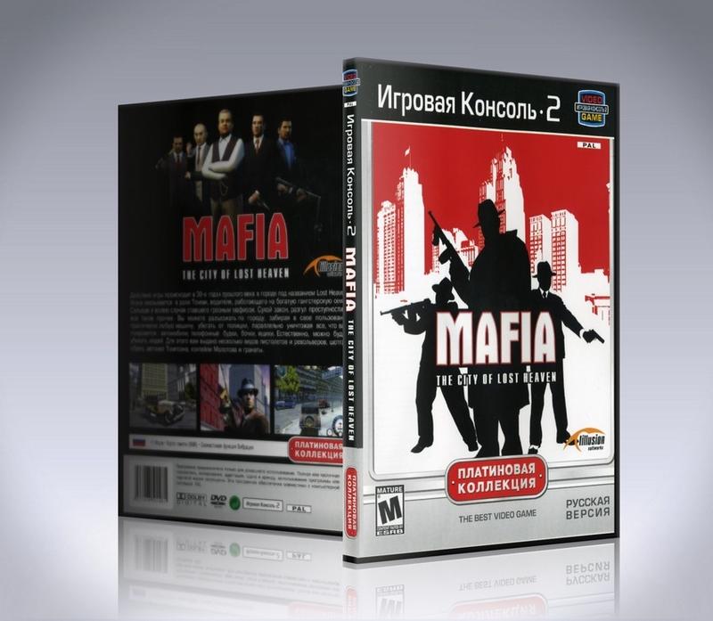 Mafia The City of Lost Heaven (ps2)-thumb
