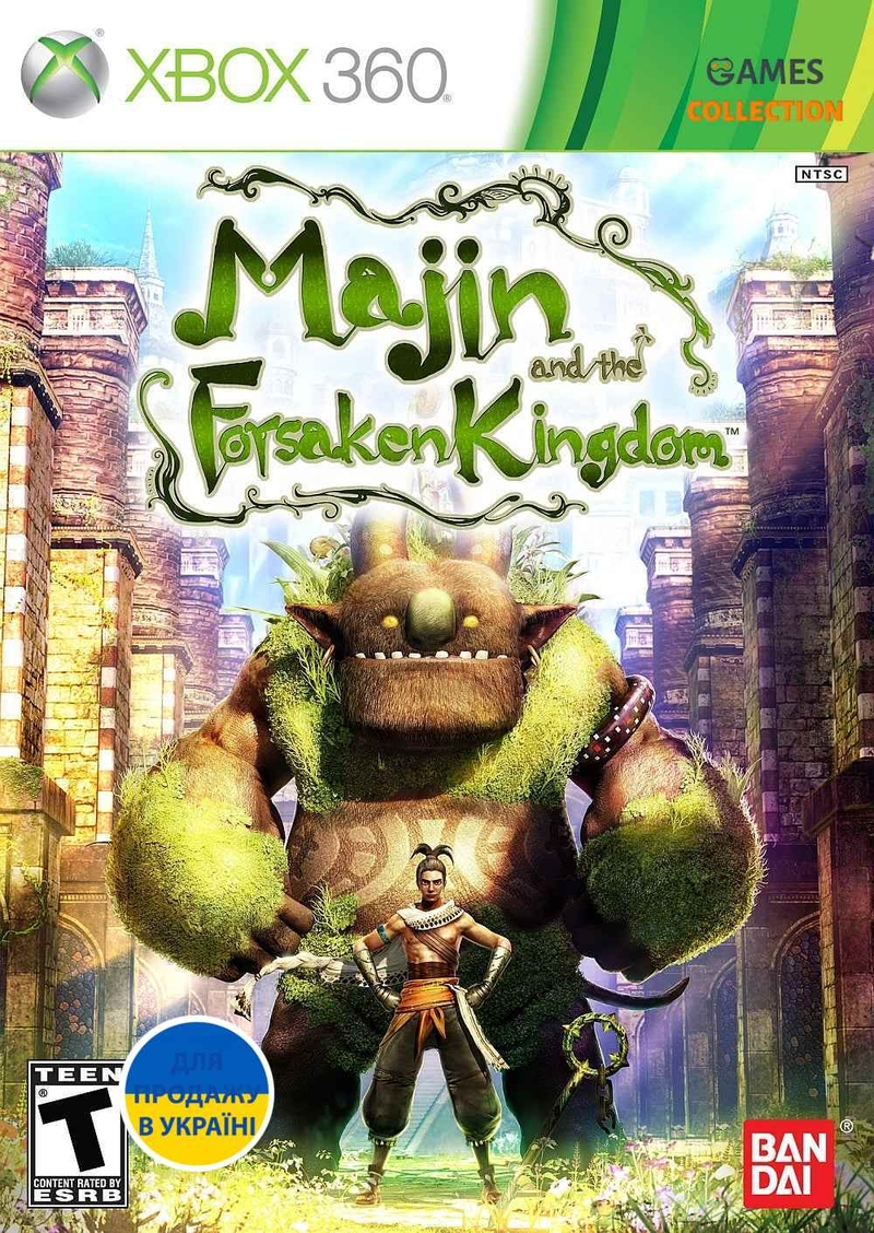 Majin and the Forsaken Kingdom (XBOX360)-thumb