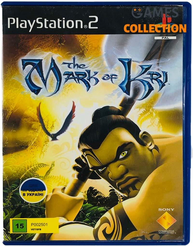 The Mark of Kri (PS2) Б/У-thumb