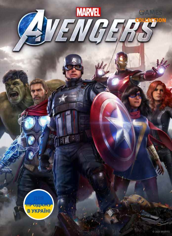Marvel's Avengers (PS5)-thumb