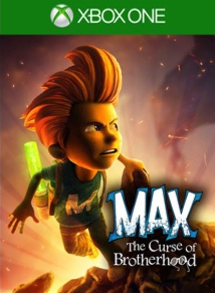 Max The Curse of Brotherhood (Xbox One)-thumb
