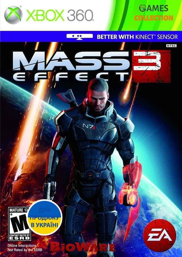 Mass Effect 3 (XBOX360) Лицензионный-thumb