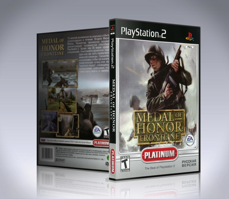 Medal of Honor Frontline (ps2)-thumb