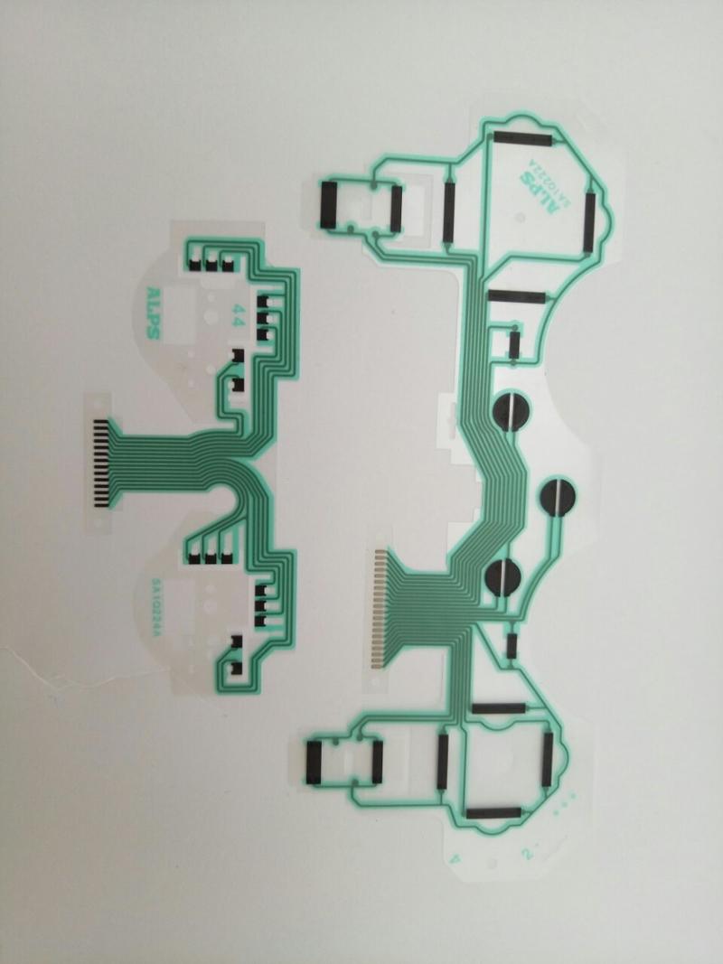 PS3 контактный шлейф джойстика (DUALSHOCK 3)  2в1-thumb