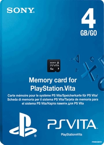Memory Stick (4 GB) (PS Vita)-thumb