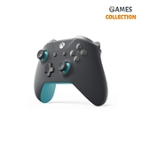 Xbox One S Grey/Blue Microsoft Official Wireless Controller (Xbox One)-thumb