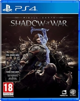 Shadow of War (PS4)-thumb