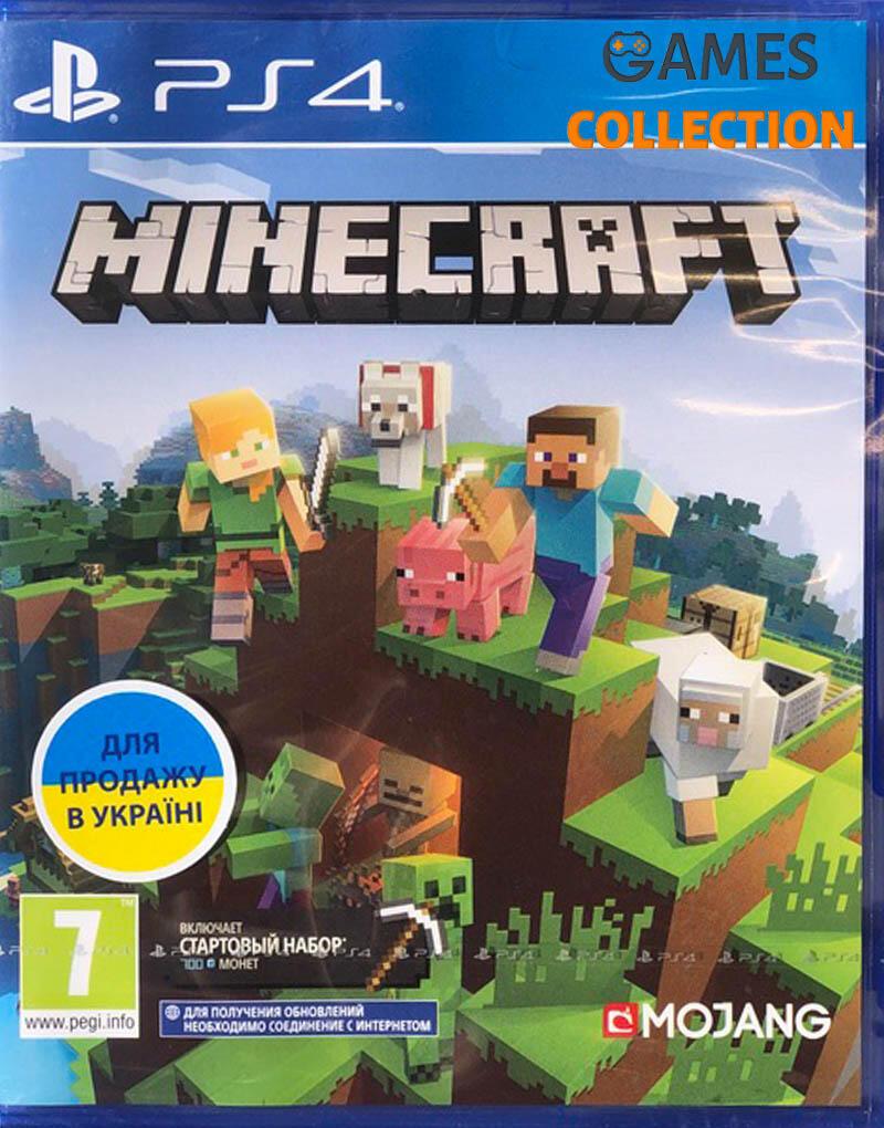 Minecraft (PS4)-thumb