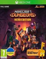 Minecraft Dungeons: Hero Edition (XBox One)-thumb
