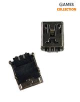 Разъем Mini USB PS3 для беспроводного джойстика Dualshock 3-thumb