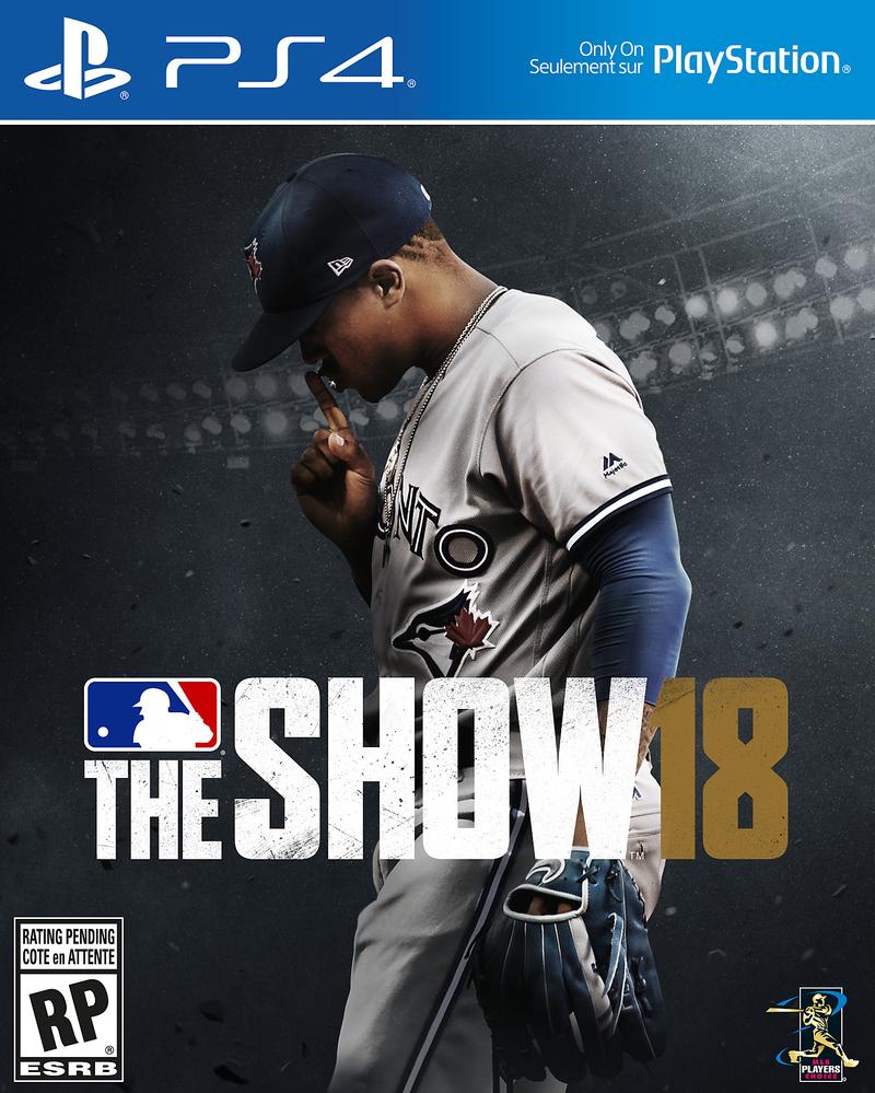 MLB 18 (PS4)-thumb