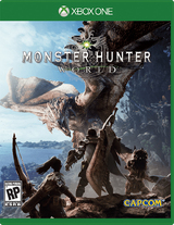 MONSTER HUNTER: WORLD (Xbox One)-thumb