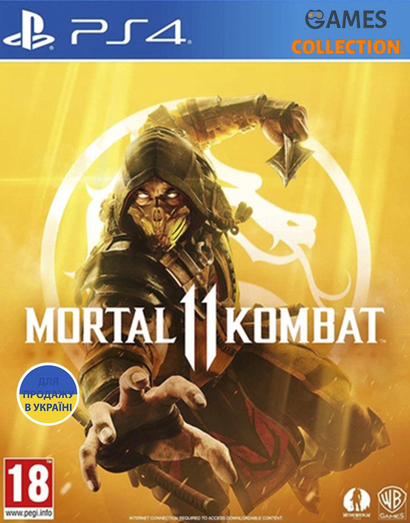 Mortal Kombat 11 (PS4)-thumb