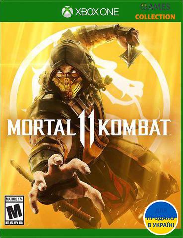 Mortal Kombat 11 (Xbox One)-thumb