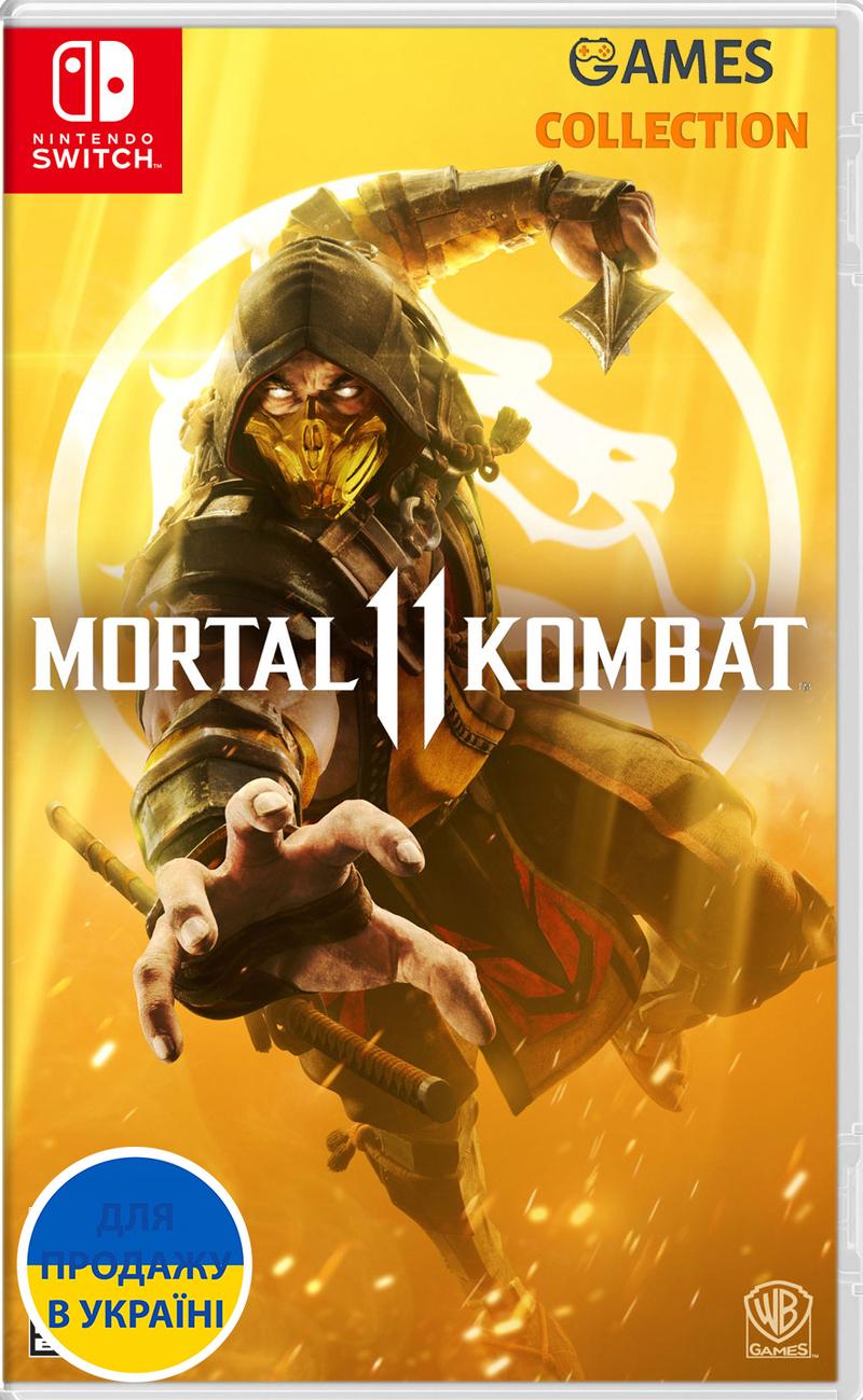 Mortal Kombat 11 (Switch)-thumb