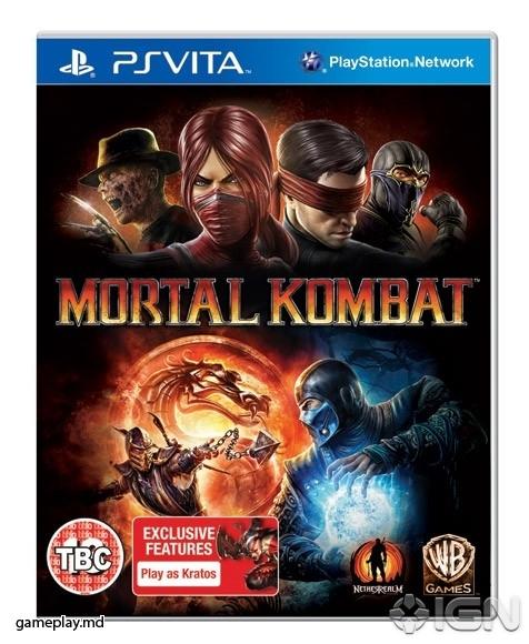 Mortal Kombat (PS Vita)-thumb