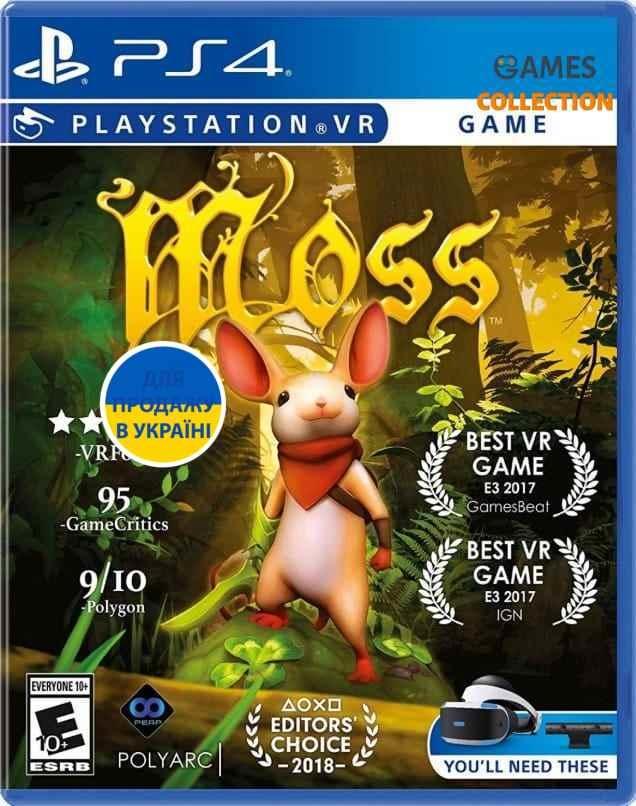 MOSS (PS4 VR)-thumb