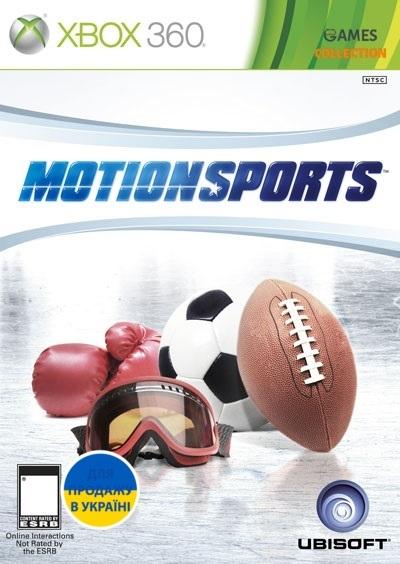 Motion Sports (XBOX360)-thumb